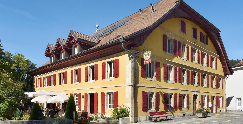Hôtel de l'Aigle