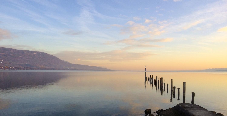 Neuenburger See, Ausflugsziel in der Destination Jura und Drei-Seen-Land
