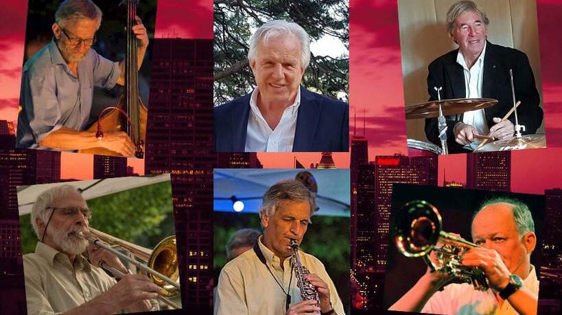 Souper-concert jazz aux Mines d'asphalte